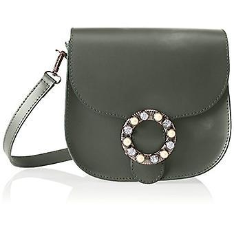 Chicca Bags 1628 Green Women's Shoulder Bag 23x21x9 cm (W x H x L)