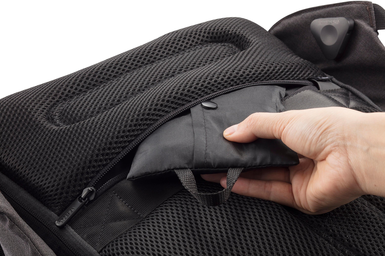 XD Design regen bescherming waterdicht Bobby Pro anti-diefstal rugzak USB type C