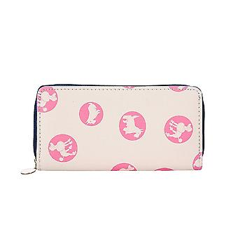 Fable Womens/Ladies Dog Print Large Purse