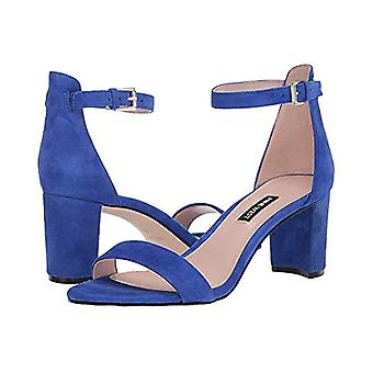 Nine West Womens Pruce Open Toe Special Occasion Ankle Strap Sandals