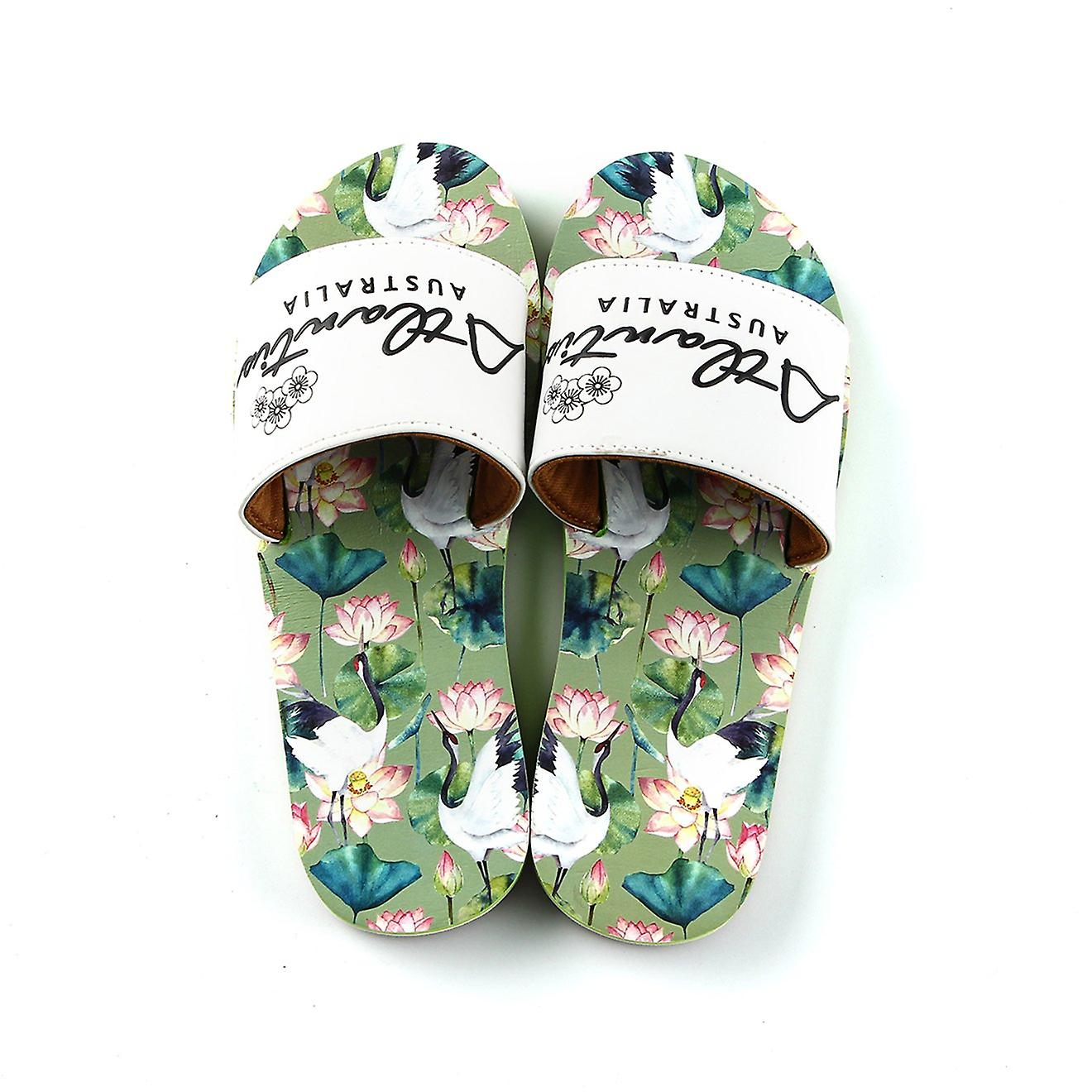 Mini lullaby of birdland slippers