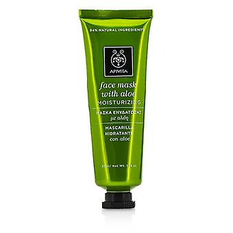 Face Mask With Aloe - Moisturizing - 50ml/1.78oz