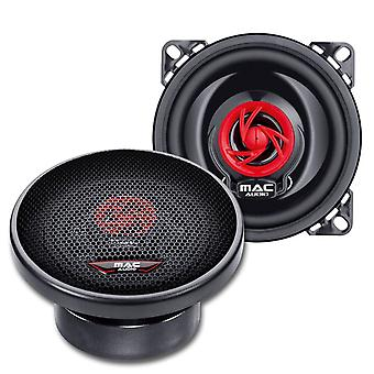 1 pair 2-way-coax-system mac audio revolution X 10.2, maximum 200 watts, new