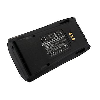 Battery for Motorola NNTN4496 NNTN4497 NNTN4851 CP150 CP160 CP170 CP180 CP200