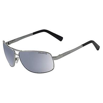 Dirty Dog Steed Sunglasses - Silver/Grey