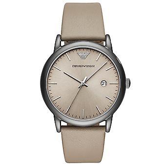 Armani Men-apos;s Luigi Grey Dial Watch - AR11116