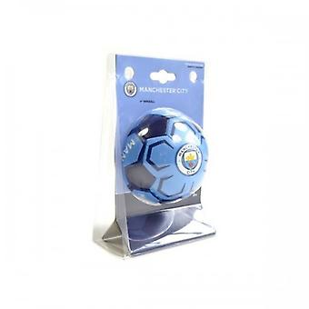 Manchester City FC Mini Soft Ball