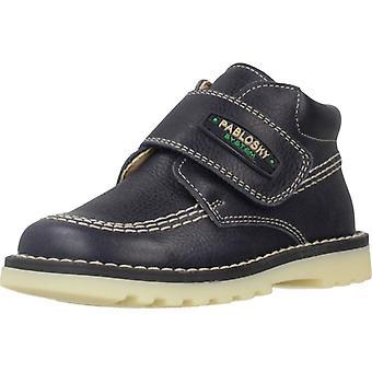 Pablosky Boots 067421 Oceaan kleur