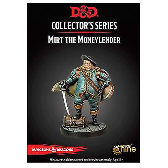 Mirt the Moneylender D&D Collector's Series Waterdeep Miniature