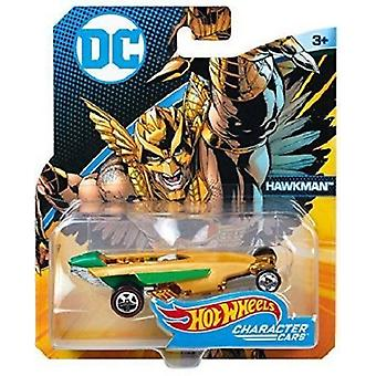 Hot Wheels DC Cars Hawkman Toy