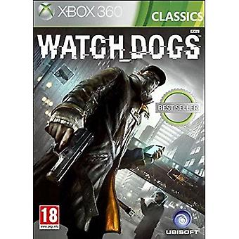Watch Dogs Classics plus Xbox 360 spil