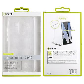 Hull For Huawei Mate 10 Pro Transparent Flexible