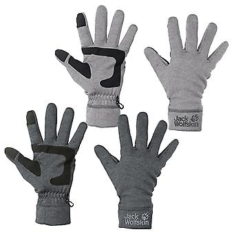 Jack Wolfskin Unisex ademende Skyland handschoenen
