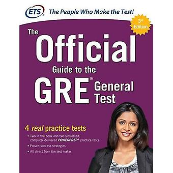 Official Guide to the GRE General Test Third Edition