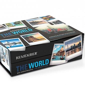 Remember Remember 44 The World in the Magnetic Box Memory Game