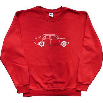 Hillman Avenger Red Sweatshirt