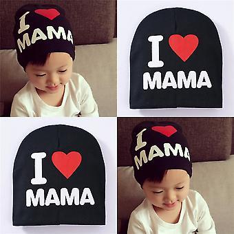 Κατσίκια καπέλων-αγαπώ τα σχέδια mom