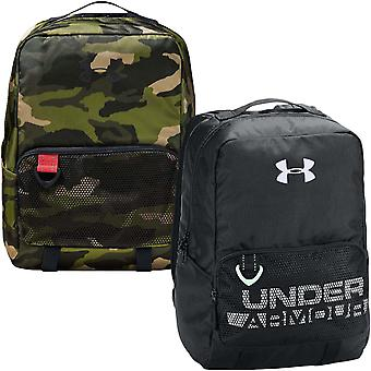 Under Armour Boys Kids Select Two Strap Adjustable School Rucksack Backpack Bag