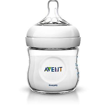 Avent Natural Milk Bottle 125 ml (Baby & Toddler , Nursing & Feeding , Baby Bottles)