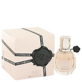 Flowerbomb eau de parfum spray door viktor & rolf 460358 30 ml