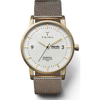 Triwa Ivory Klinga KLST103ME watch - Watch Gold round joint