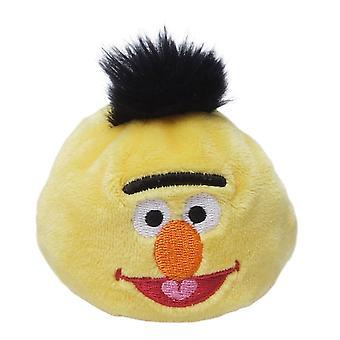 Sesam straat Bert Beanbag zacht stuk speelgoed