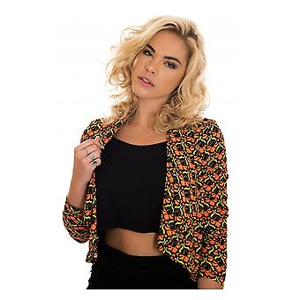 Solitaire Waterfall Jacket In
