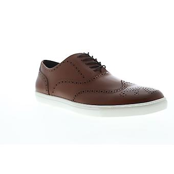 Unlisted by Kenneth Cole Stand Sneaker G Mens Brown Casual Lace Up Oxfords Shoes
