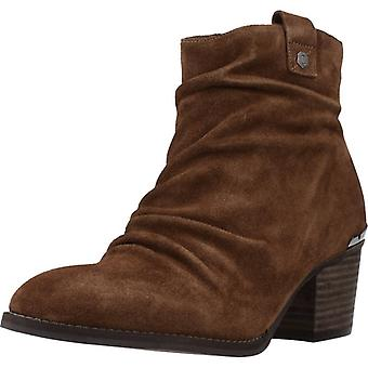 Carmela Booties 66831c Color Camel