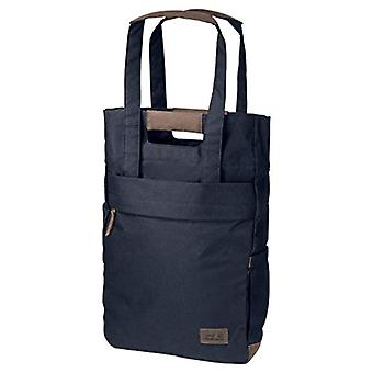 Jack Wolfskin Piccadilly Sac Bandouli Re Shoulder Bag Unisex-Adult Blue (Night Blue) One Size
