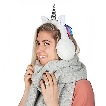 شركة BigMouth. Unicorn Ear Muffs