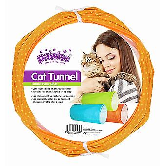 Pawise Refuges Nylon Chats Tente (Chats , Jouets , Tunnels)