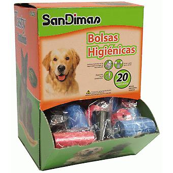 Sandimas Hygienic Bag Refill (Dogs , Grooming & Wellbeing , Bathing and Waste Disposal)