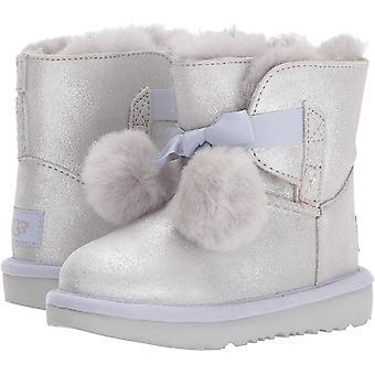 Kids Ugg Australia Girls Gita Mid-Calf Pull On Snow Boots
