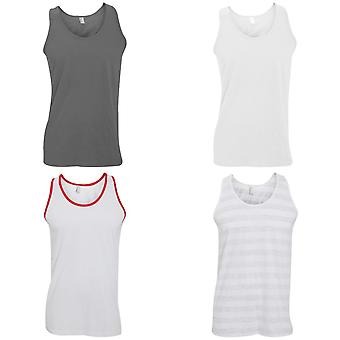 American Apparel Womens Sleeveless Jersey Vest/Tank Top