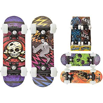Mini Complete Beginner Skateboard (16