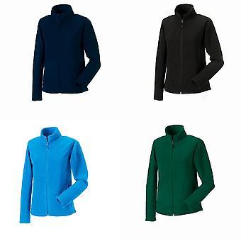 Russell Colours Ladies Full Zip Outdoor Fleece Jacket