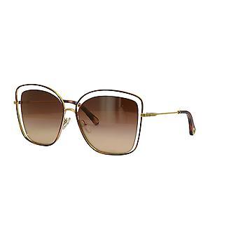 Chloe CE133S 213 Havana-Brown/Brown Gradient Sunglasses