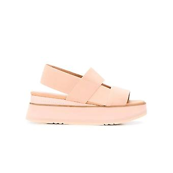Paloma Barceló Trinidadpink Women's Pink Fabric Sandals