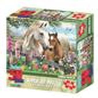 Summer Meadow Howard Robinson Super 3D Puzzles 150 Pieces