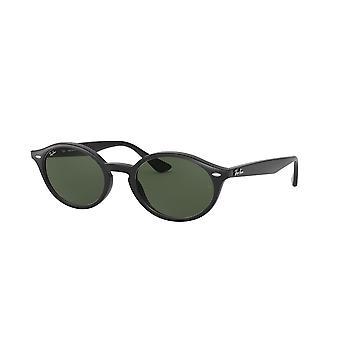 Ray-Ban RB4315 601/71 Svart/Gröna solglasögon