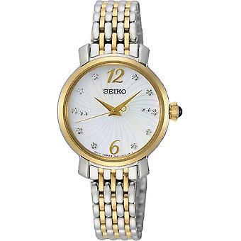 Seiko Armbanduhr Damen SRZ522P1 Quarz