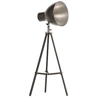 Wellindal Iron metal lamp tripod (Lighting , Interior Lighting , Table lamps)