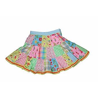 Oilily skirt spring (boxes in difference. colors) (Multicolor)