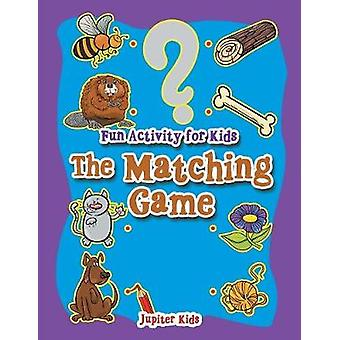 Fun Activity for Kids The Matching Game by Jupiter Kids