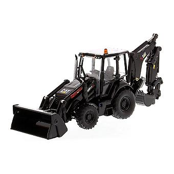 CAT 420 F2 IT Backhoe (30th Anniversary Black Edition) Diecast Model