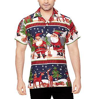 Club cubana men's regular fit classic short sleeve casual shirt ccx42