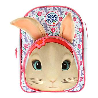 Children's Peter Rabbit Lily Bobtail Arch Backpack with 3D Ears
