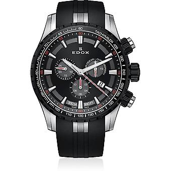Edox - Wristwatch - Men - Grand Ocean - Chronograph - 10226 357NCA NINRO