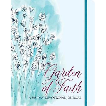 Garden of Faith - A 365-Day Devotional Journal by Ellie Claire - 97816
